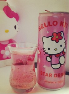 Canette hello kitty himbeer feijoa pays : Allemagne